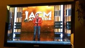 ACM Awards - live from Vegas... Hvilket betyder at Nashville lige nu er støvsuget for superstars :-)